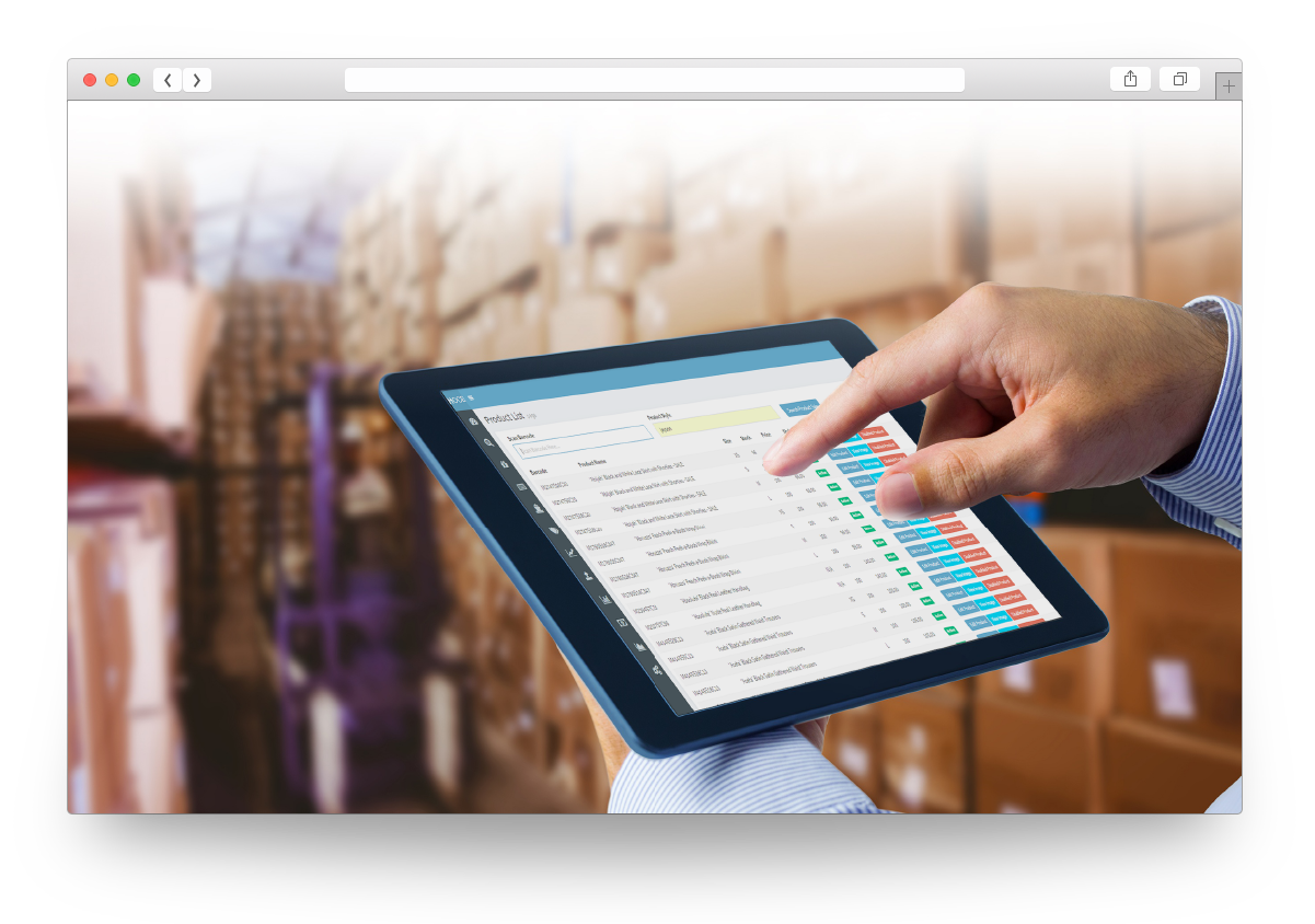 Inventory & Stock Control Software